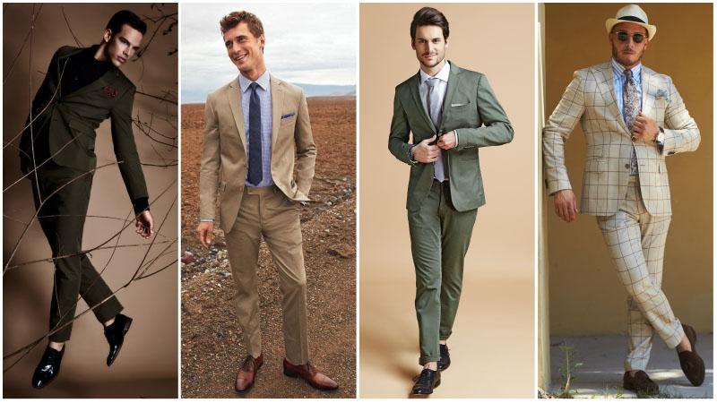 Đàn ông luôn cần có veston khaki nhưng mặc sao cho đẹp không phải ai cũng biết - 3