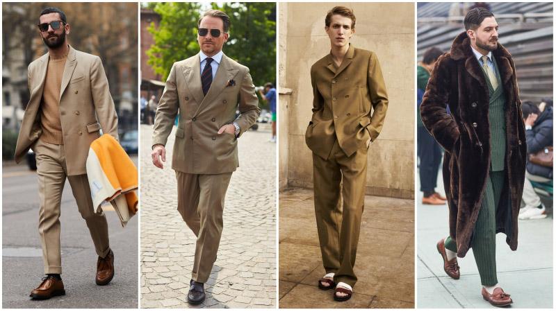 Đàn ông luôn cần có veston khaki nhưng mặc sao cho đẹp không phải ai cũng biết - 4