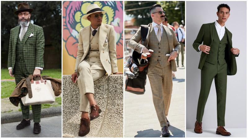Đàn ông luôn cần có veston khaki nhưng mặc sao cho đẹp không phải ai cũng biết - 6