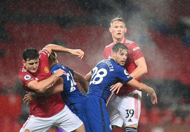 Tin HOT bóng đá tối 27/10: Maguire đáp trả Lampard vụ siết cổ sao Chelsea - 1