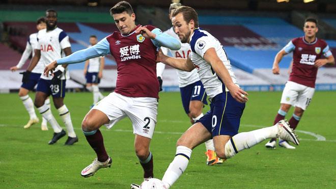 Video highlight trận Burnley - Tottenham: Căng thẳng giằng co, người hùng Son Heung Min - 1