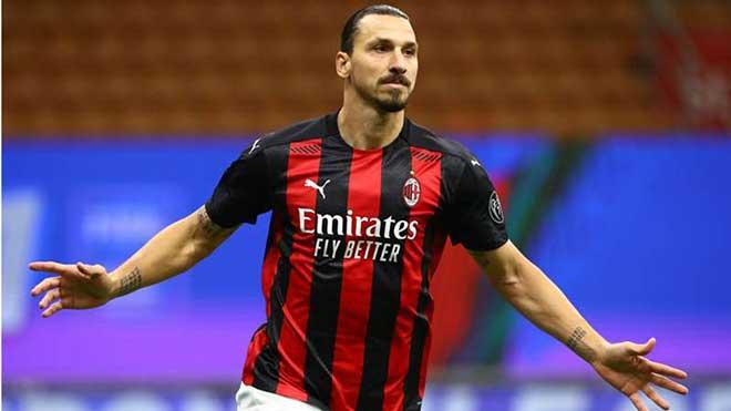 Video highlight trận AC Milan - AS Roma: Cú đúp Ibrahimovic, đỉnh cao rượt đuổi - 1