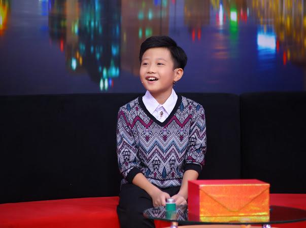 """Ốc Thanh Vân ngỡ ngàng với cậu bé 11 tuổi mong """"có vợ"""" vì lý do không ngờ - 1"""