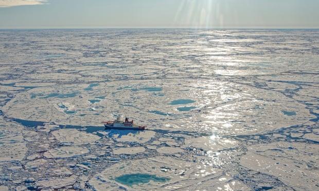 """Mối đe dọa khủng khiếp với Trái đất bắt đầu """"thức giấc"""" ở Bắc Cực - 1"""