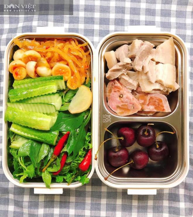 Gợi ý thực đơn cơm hộp mang đi làm đơn giản tiện lợi thích hợp cho người đang giảm cân - 7