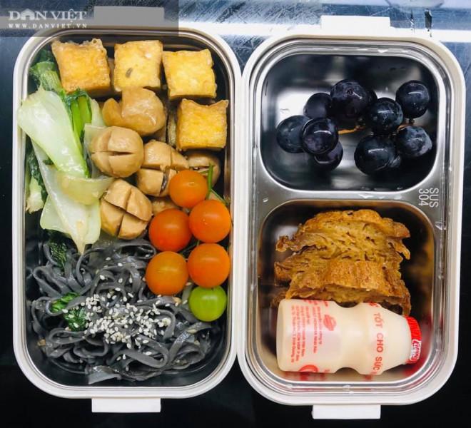 Gợi ý thực đơn cơm hộp mang đi làm đơn giản tiện lợi thích hợp cho người đang giảm cân - 8