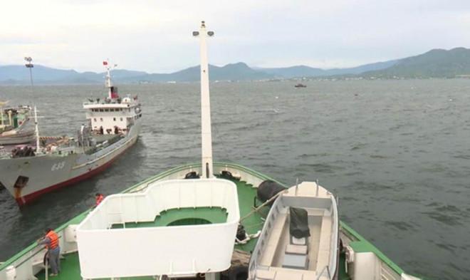 5 tàu kiểm ngư, 2 máy bay tìm kiếm 26 ngư dân mất tích - 1