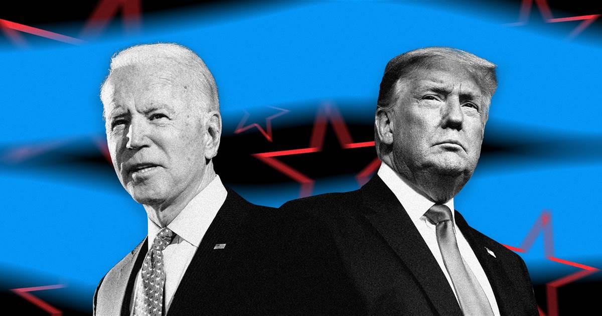 Bầu cử Mỹ 2020: Choáng với số tiền tốn kém nhất lịch sử tiêu cho hai ông Biden và Trump - 1