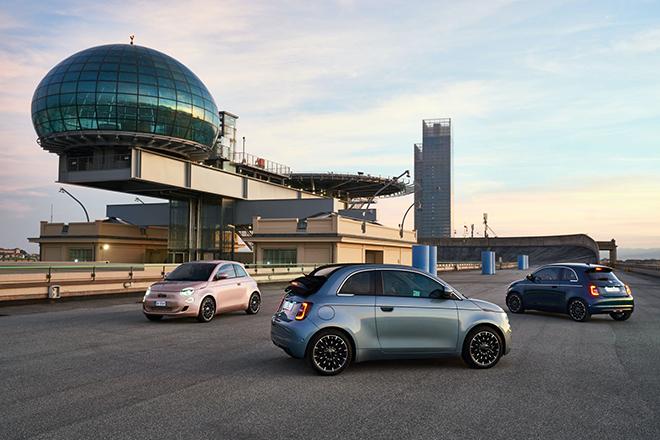 Xe điện Fiat 500 ra mắt, giá bán hơn 500 triệu đồng - 1