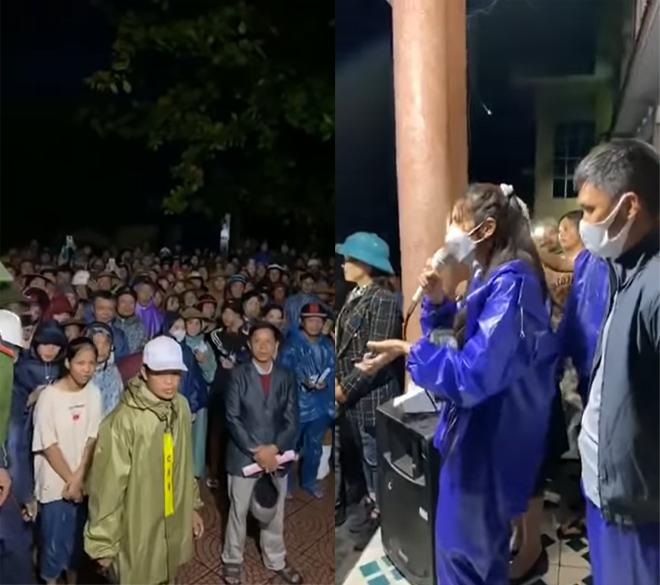 Bị yêu cầu ghi chép từng món tiền,Thủy Tiên tung clip trao quà tận tay cho 1000 người dân Quảng Bình - 1