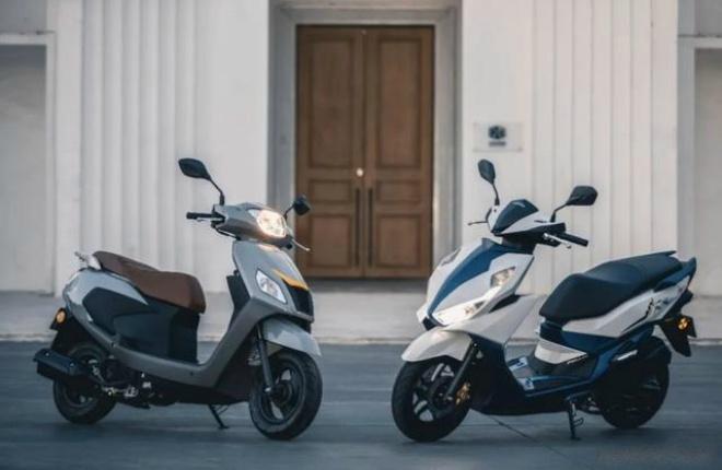 Honda ra bộ đôi xe tay ga mới, giá từ 25 triệu đồng - 1