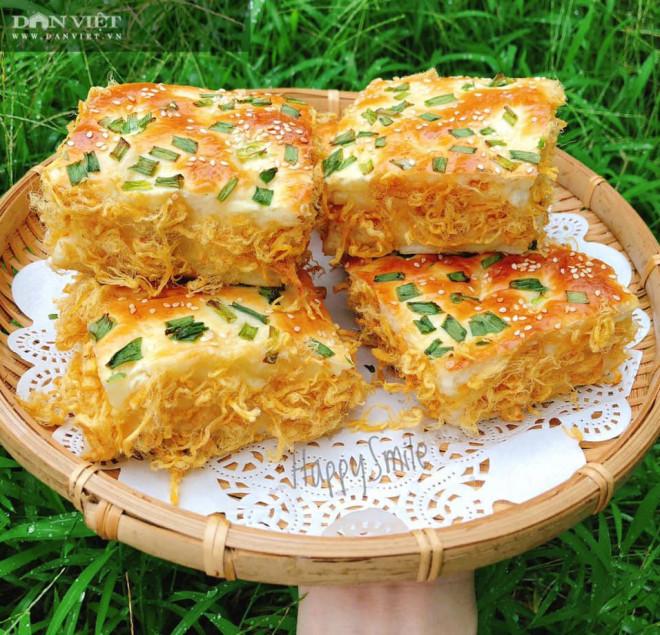 Làm bánh mì chà bông sốt bơ đơn giản thơm ngon tại nhà - 4