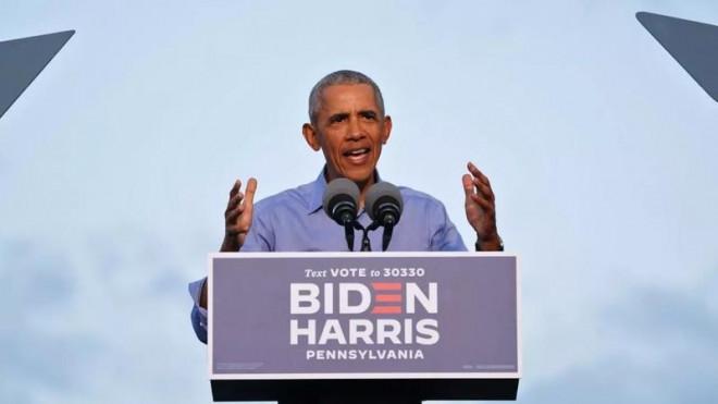 Bốn cựu tổng thống Mỹ muốn ai thắng cử 2020? - 1