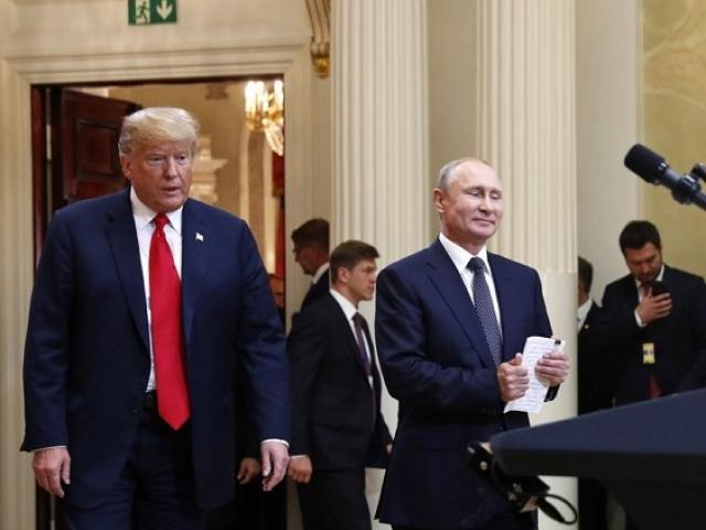 Ông Trump hay ông Biden đắc cử tổng thống Mỹ, Nga đều không vui?