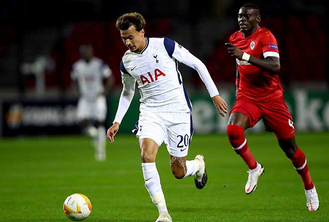 Mourinho tức trên mạng vì thua CLB Bỉ, dọa làm gì với học trò Tottenham? - 1