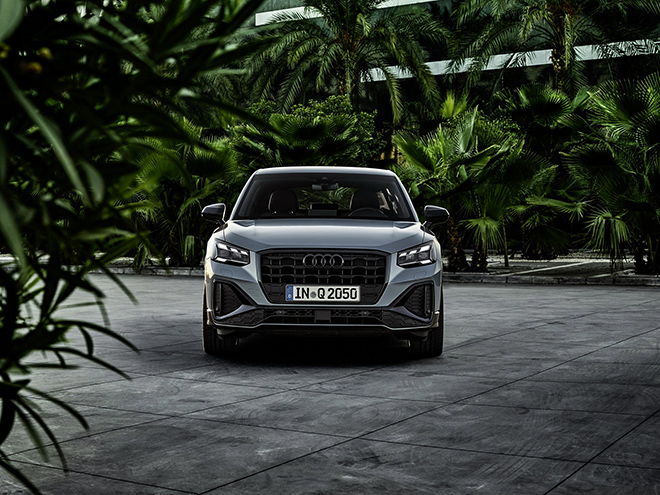 Audi Q2 bản nâng cấp được trình làng với nhiều thay đổi - 1