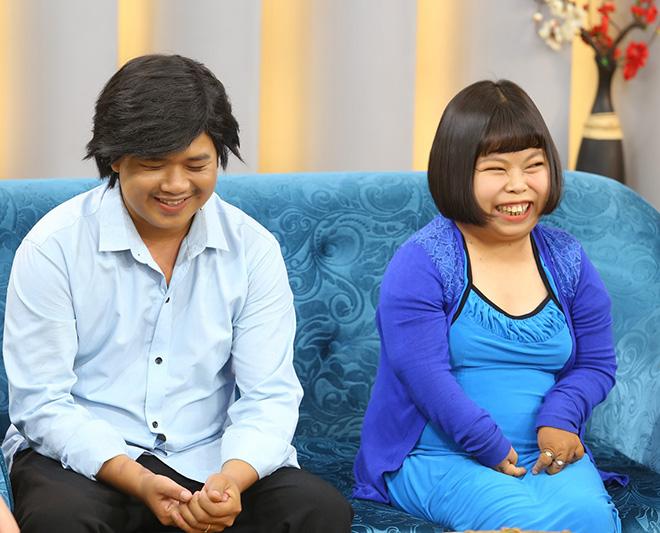 """Chàng trai khiếm thị muốn làm """"nô lệ"""" cho cô gái khuyết tật khiến Ốc Thanh Vân ngưỡng mộ - 1"""