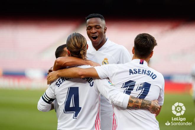 Dự đoán tỷ số vòng 8 La Liga: Real và Barca dễ thở, Atletico chen chân top 4 - 1