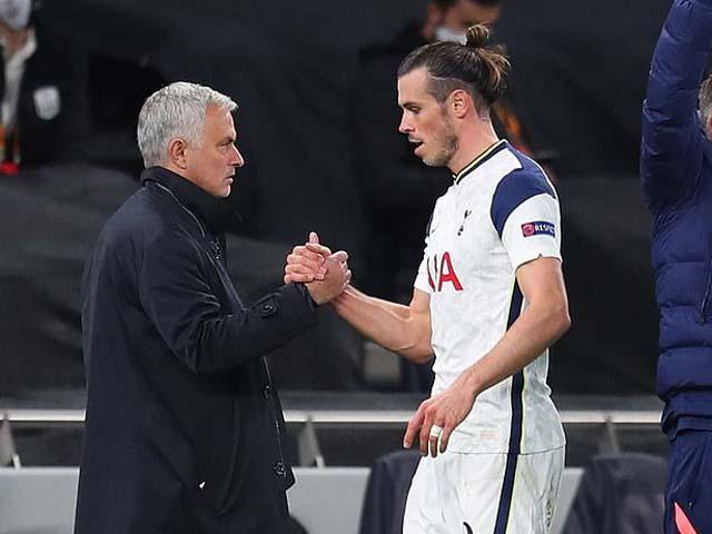 """Mourinho """"vừa đấm vừa xoa"""" Gareth Bale, tiếc nuối vì phong độ của Tottenham - 1"""