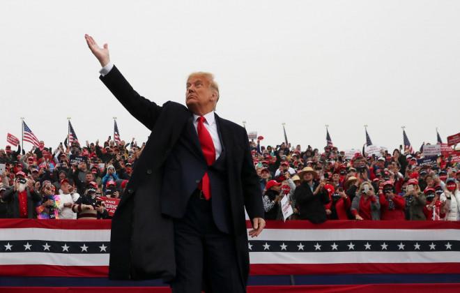 Bầu cử 2020 và cuộc chiến pháp lý khốc liệt nhất lịch sử Mỹ - 1