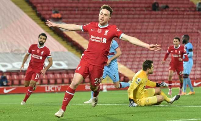 Video highlight trận Liverpool - West Ham: Sai lầm đầu trận, bước ngoặt 2 dự bị - 2