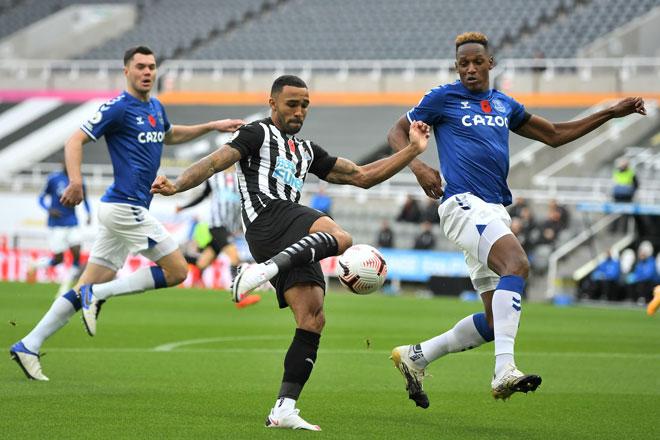 Video highlight trận Newcastle - Everton: Hiệp 2 bùng nổ, nỗ lực muộn màng - 1