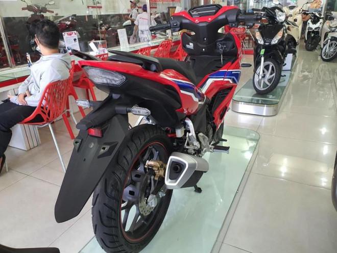 Giá xe Honda Winner X thay đổi 'chóng mặt' - 1