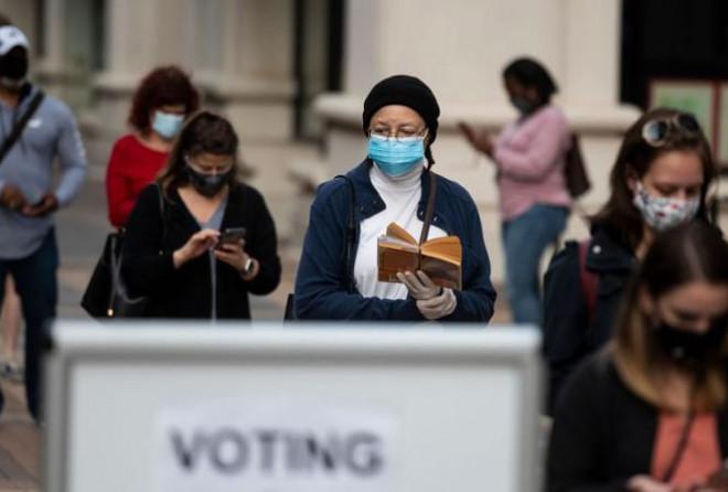 Bầu cử tổng thống Mỹ: Giành giật cơ hội cuối trên 'chiến trường' - 1