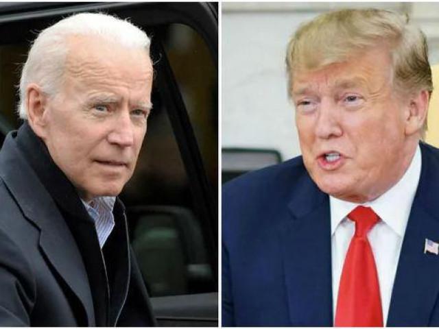 Cá cược bầu cử Mỹ: Ông Biden có lợi thế mạnh trước ông Trump
