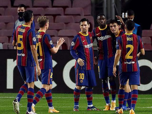 """Covid-19 lại đe dọa bóng đá châu Âu: Đội có 6 ca nhiễm """"đe dọa"""" Messi - Barca - 1"""