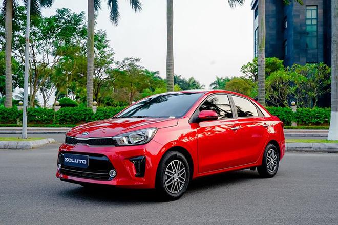 Giá xe Kia Soluto lăn bánh tháng 11/2020, giảm tới 30 triệu đồng - 1
