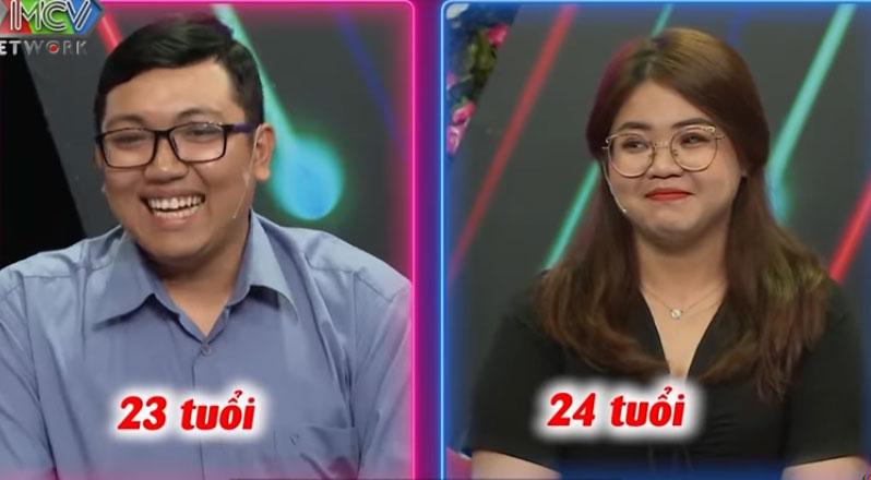 Chàng trai 23 tuổi sợ ế vội vã tới Bạn muốn hẹn hò tìm vợ - 1