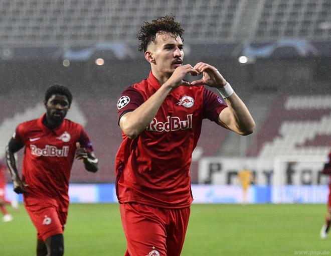 Kết quả bóng đá Cúp C1 Salzburg - Bayern Munich: Kịch bản nghẹt thở, 8 bàn mãn nhãn - 1
