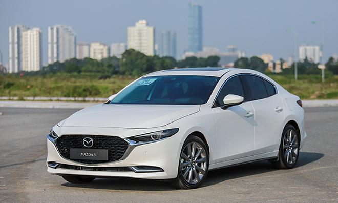 Bảng giá xe Mazda3 lăn bánh mới nhất tháng 11/2020 - 1