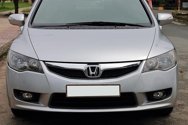 Tài chính 400 triệu có nên sở hữu Honda Civic 2.0 đời 2010? - 1