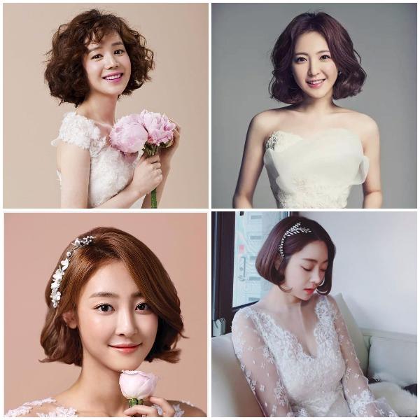 15 kiểu tóc cô dâu đẹp đơn giản sang trọng được ưa chuộng trong ngày cưới - 1
