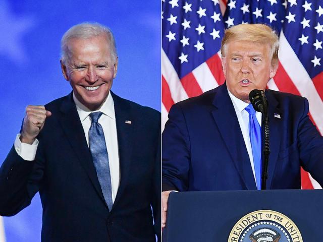 AP: Ông Biden đã đủ 270 phiếu để trở thành Tổng thống Mỹ