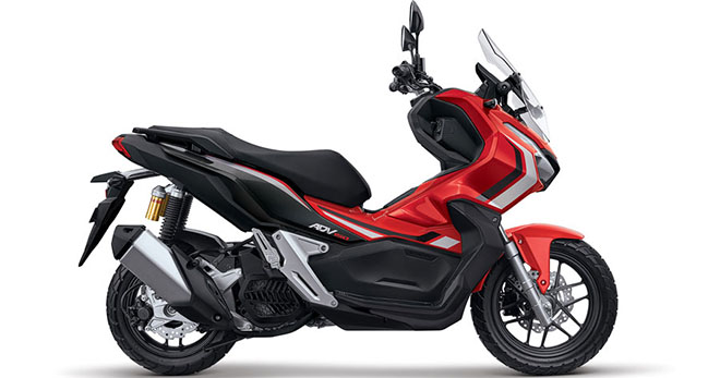 """Honda ADV350 2021: Chiếc xe ga khiến SH300i trở thành """"muỗi"""" - 1"""