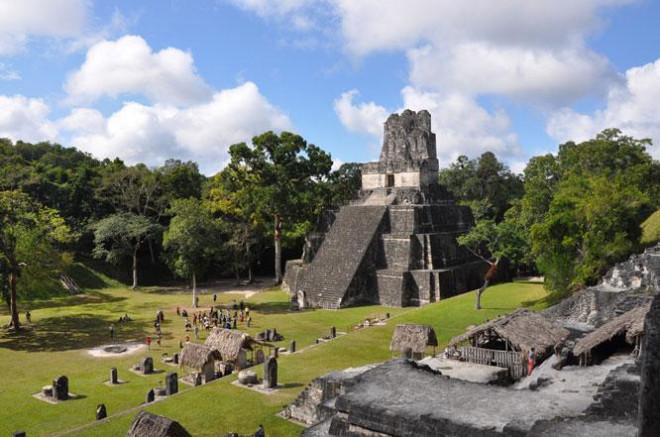 Dấu ấn Maya tại Guatemala - 2