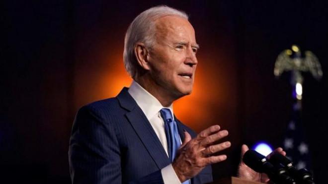 Các nhà lãnh đạo chúc mừng ông Joe Biden đắc cử Tổng thống Mỹ - 1