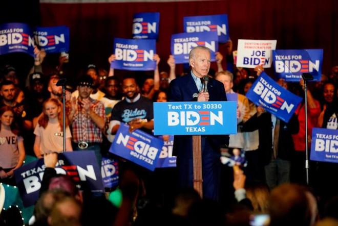 Nhìn lại cách vận động cử tri 'chưa có tiền lệ' của ông Biden - 1
