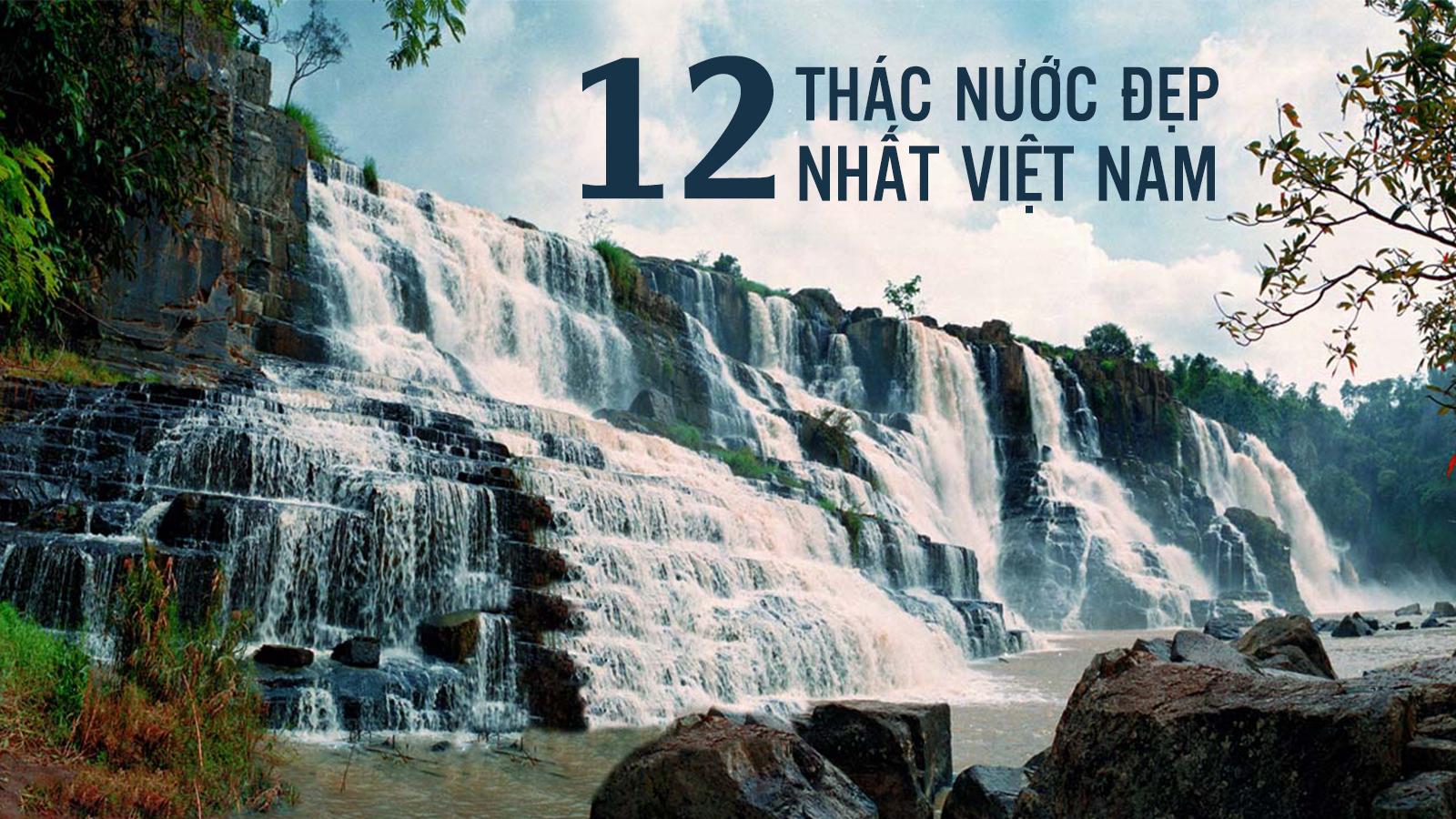 12 thác nước đẹp và nổi tiếng nhất Việt Nam - 1