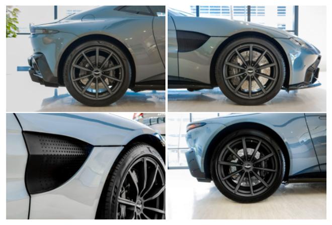 """Aston Martin Vantage có thêm phiên bản """"Hiệp sĩ Bóng Đêm"""" - 6"""