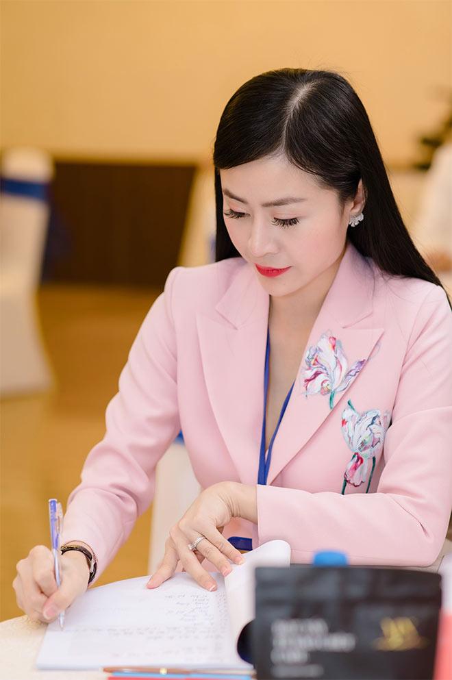 CEO Nguyễn Ngọc Thái My mang sứ mệnh làm đẹp đến các chị em phụ nữ - 1