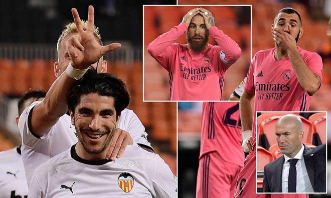 Real ôm hận vì hat-trick phạt đền, thảm bại ê chề nhất triều đại Zidane - 1