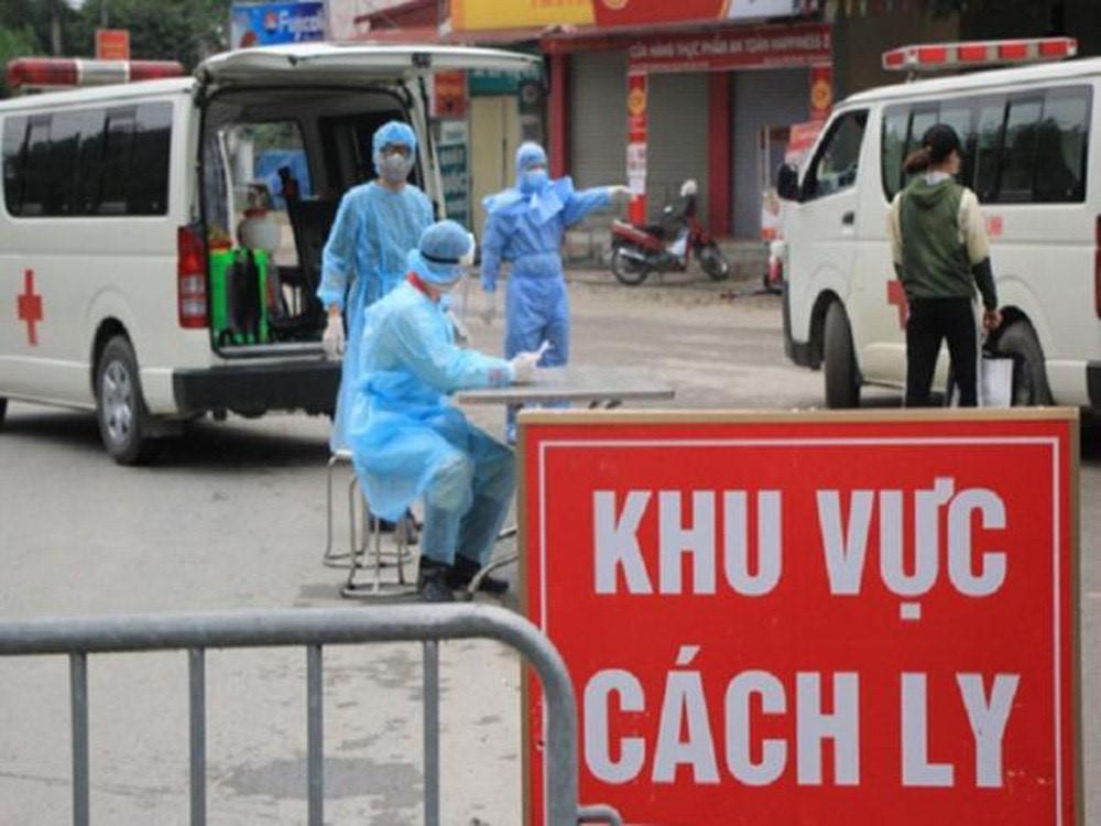 Sáng 10/11, Việt Nam có thêm 1 ca mắc COVID-19 - 1