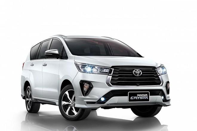 Toyota Innova 2021 được bổ sung phiên bản máy dầu 2.8L - 1