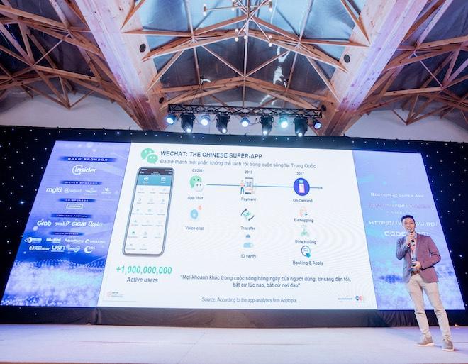 Từ hình tượng WeChat của Trung Quốc, công thức nào để làm siêu ứng dụng? - 1