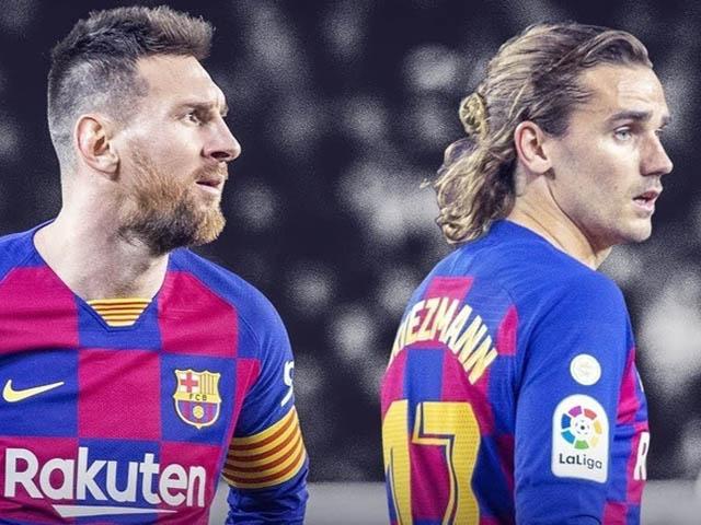 """Bóng đá - Messi bị tố """"quyền lực đen"""" thao túng Barcelona, ngược đãi Griezmann"""