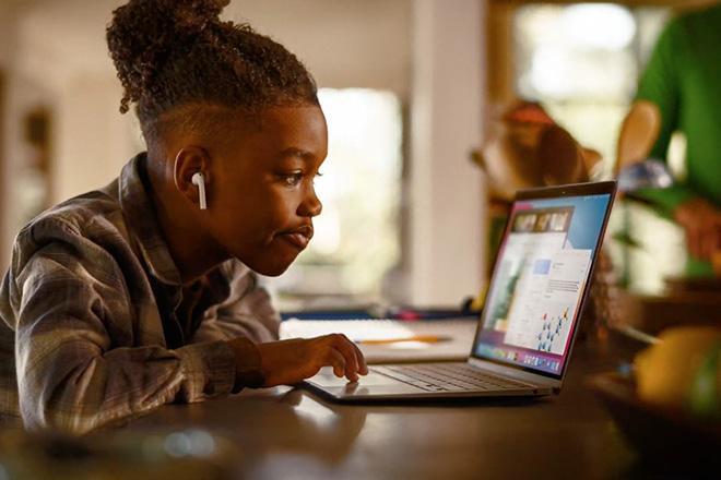 """Đây là """"vũ khí"""" khiến MacBook Air mới được nhiều người thèm muốn - 1"""